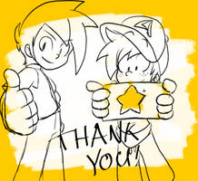 Thanks for the Fav! by ArrowDS64