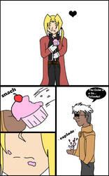 Fullmetal Alchemist Comic