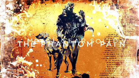 Metal Gear Solid V: The Phantom Pain Wallpaper
