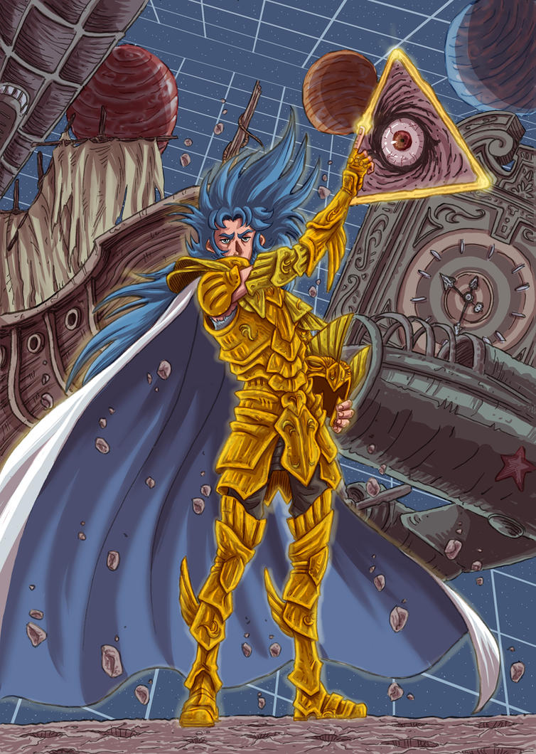 Kanon de Dragon Marino by ledes87