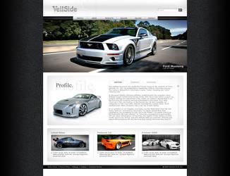 Veilside USA website by p3nx