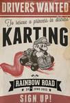 Vintage Mario Kart