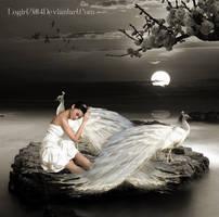 Moon Dreams by little-one-girl