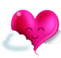 Pink-happy-heart