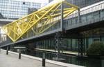 new bridge in the city