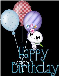 Happy birthday by little-one-girl