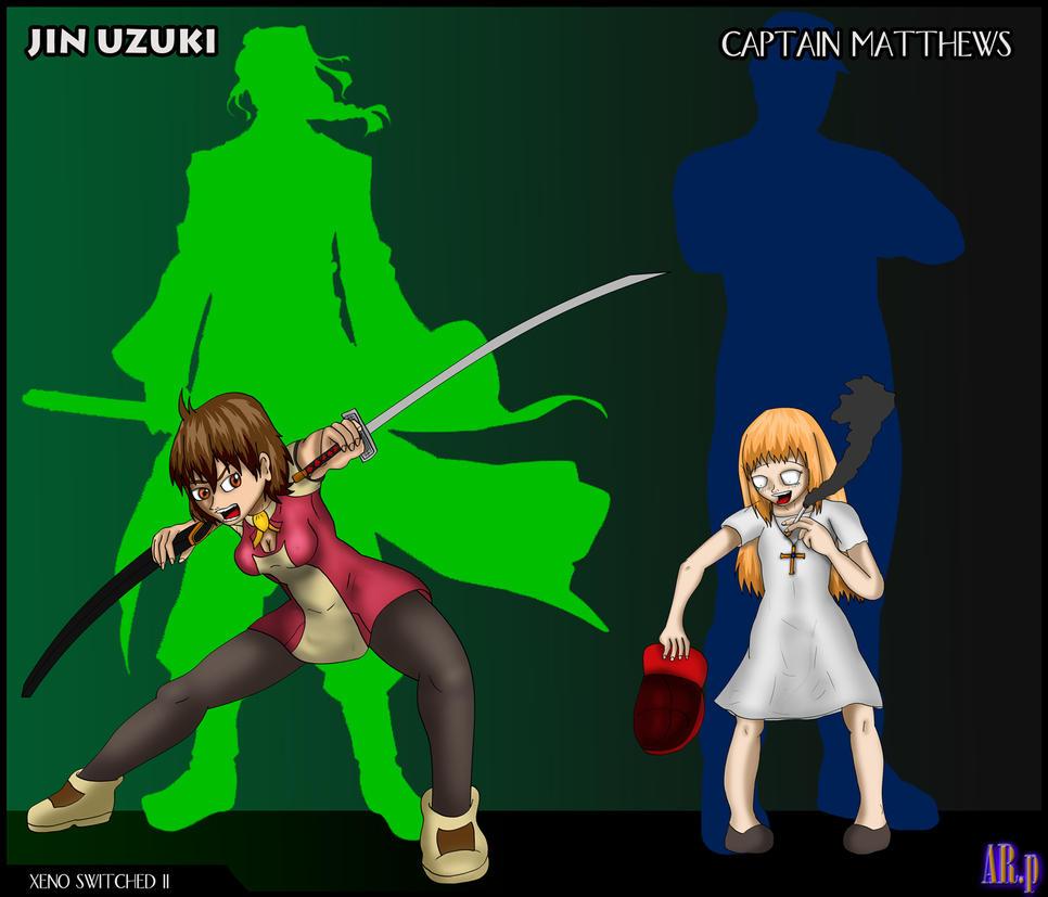 Xeno Switched II by AniRichie-Art