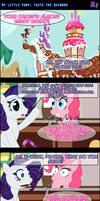 MLP: Taste the Rainbow -COMIC-