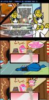 MLP: Pinkie's Number 1 Customer Part II -COMIC- by LadyAniDraws