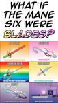 Mane 6 Weapons (Script #369)