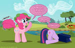 Feeling Pinkie Keen (S4 ATG Day 010)