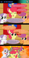 MLP - The New Crusaders (COMIC)
