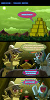 COM - Treasure Hunters (COMIC)
