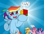 MLP ATG: Sixteen Hours Later (Day 14)