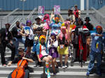 MLP Group Shot (COSPLAY)