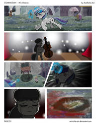 Encore: I am Octavia - PAGE 01 (COMIC) by LadyAniDraws