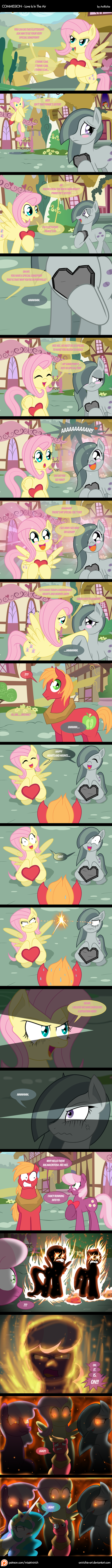 COM - Love Is In The Air (COMIC)