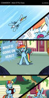COM - Attack Of The Clones (COMIC) by LadyAniDraws