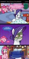 COM - Where In Equestria Is Prince Blueblood? by LadyAniDraws