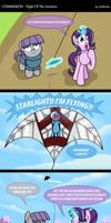 COM - Flight Of The Unicorns (COMIC) by LadyAniDraws