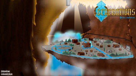 Creda Village Underground (Wallpaper)