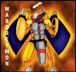 DIGIMON S1: Wargreymon
