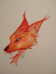 Fox by TheSadOptimist