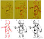 ChibiTut2 - Fixing Anatomy