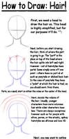 How To Draw Hair: Short