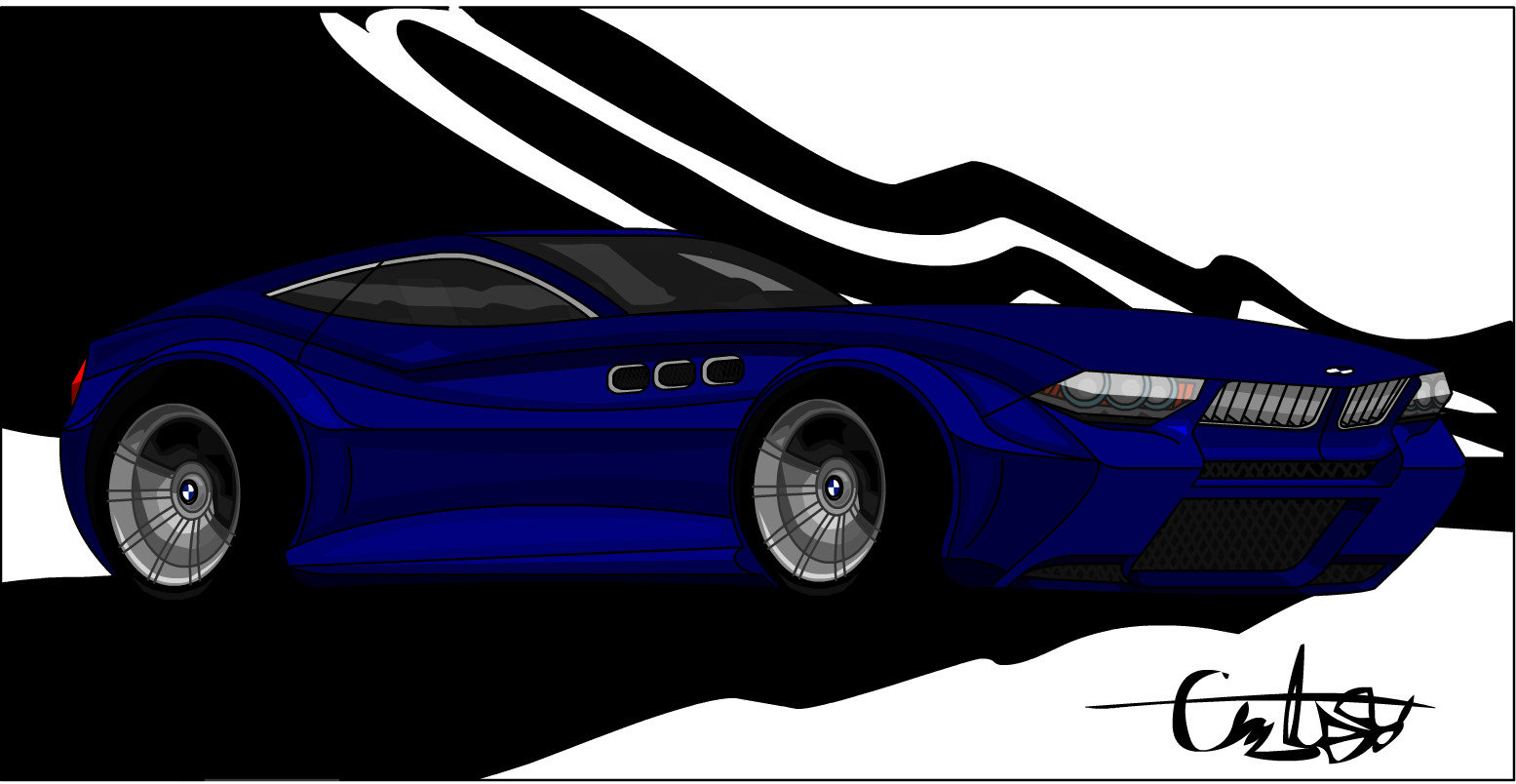 Bmw Z28 M Concept By Chrisinat0r On Deviantart