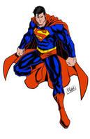 Superman: My Favorite Hero Ever! by femshepfan2013