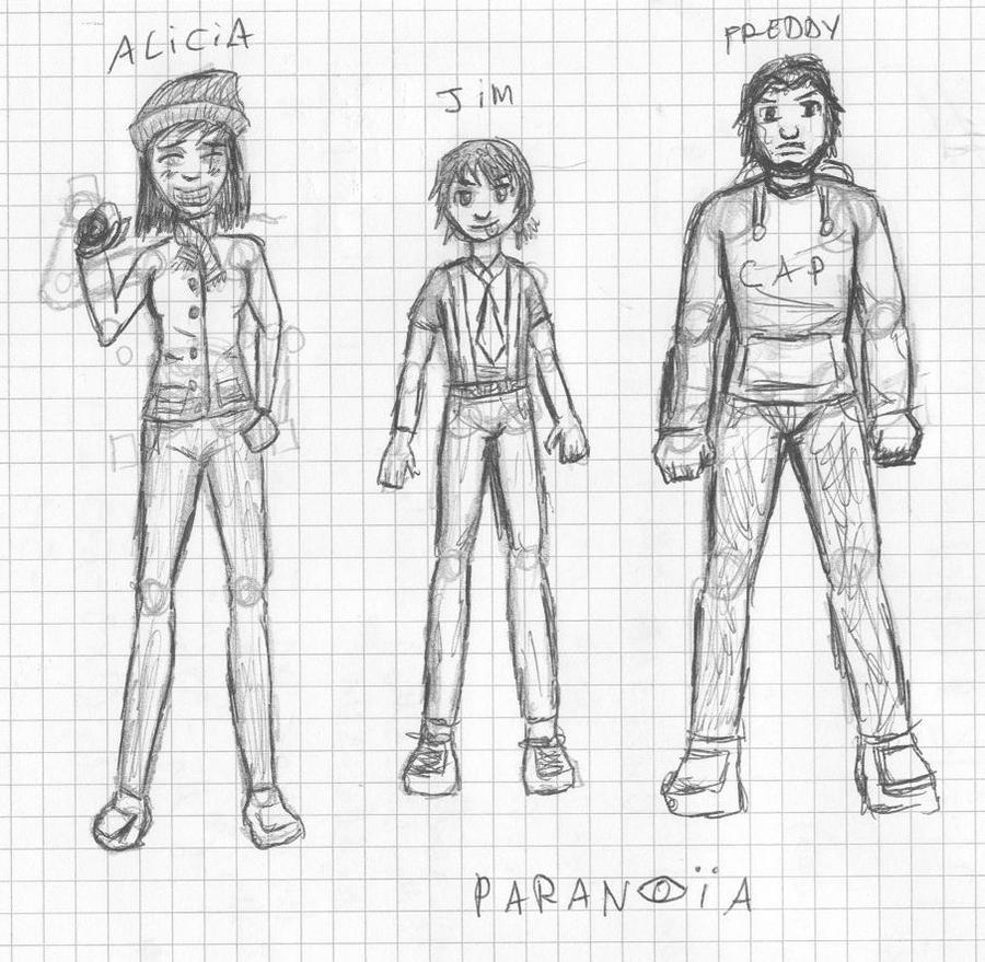 Paranoia by Flojess