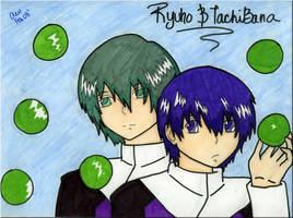 RyuhoAndTachibana by ikeikeloser