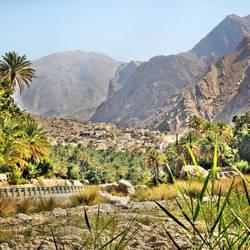 Wadi Bani Khalid 14