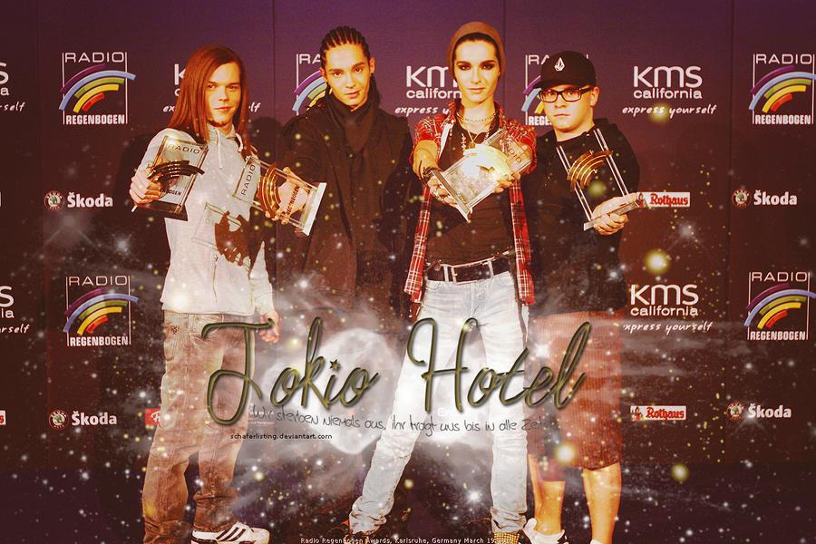 wallpaper hotel. Wallpaper: Tokio Hotel 3 by