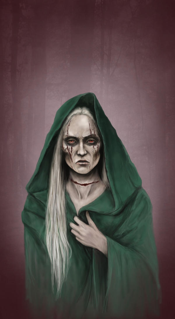 Mother Merciless (Catelyn Tully Stark) Finished