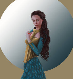 Soon you shall be The Queen, my Rose (updated)