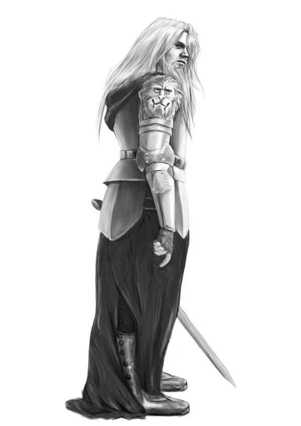 Ser Daven Lannister by denkata5698