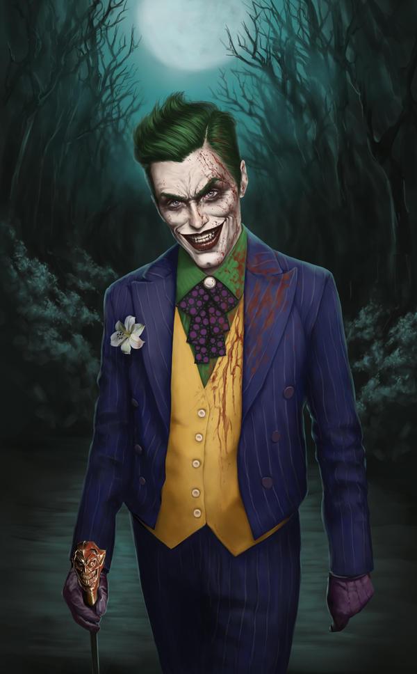 Jared Leto's Joker Concept by denkata5698