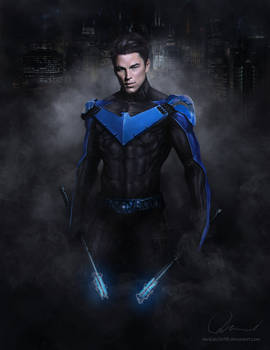 Bludhaven's Nightwing