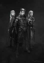 Targaryens by denkata5698