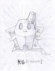 Kg's mascot