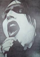 Marilyn Manson by tizwoz5