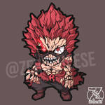 Red Riot Unbreakable (CHIBI VERSION)