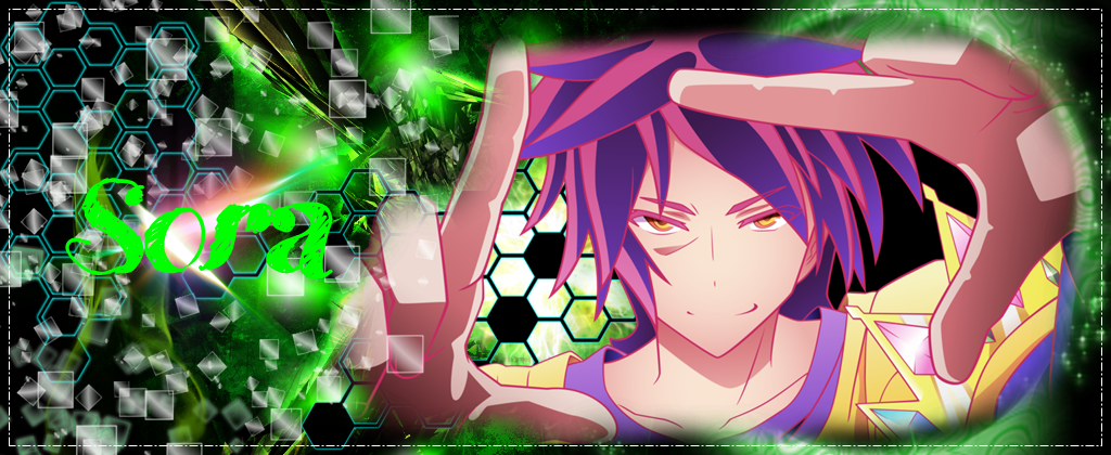 No Game No Life Sora Wallpaper By Nekoghost Editions On
