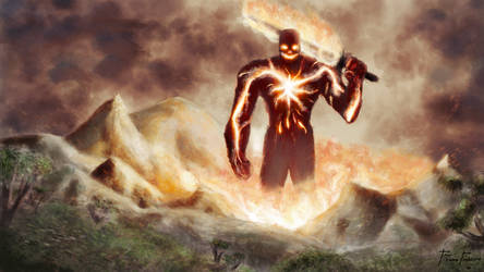 Surtur the Destroyer of the Universe