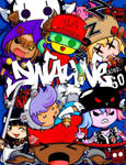 justDEF x ChillhYoh - New I.D. [OCs]