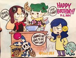 justDEF - Happy Birthday H.C. Roy [Gift] by justD3F