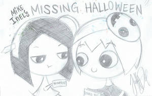 justDEF - Missing Halloween [FanArt] by justD3F