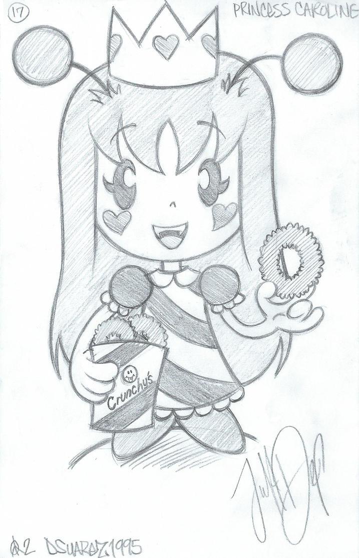 Princess Caroline - justDEF [Request] by Just-Def